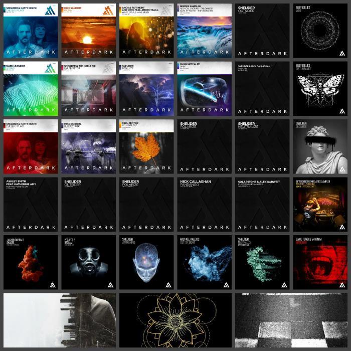 Label: Afterdark (34 Releases) (Incl. Sneijder, Bi ...