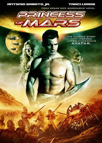 Princess of Mars 2009 BRRIP 10Bit 1080p DD2 0 H265-d3g
