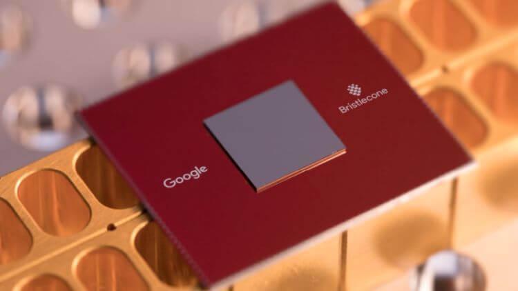 Google занялась разработкой собственного процессора
