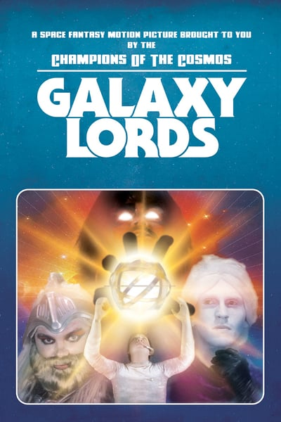 Galaxy Lords 2019 HDRip XviD AC3-EVO