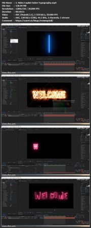 Typography Animation Tutorial in After Effects
