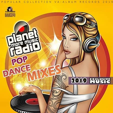 Planet Dance Radio: More Music (2019)