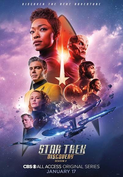 Звёздный путь: Дискавери / Star Trek: Discovery [1-2 сезон] (2017-2019) WEB-DLRip | LostFilm