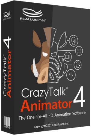 Reallusion Cartoon Animator 4.0.0426.1 Pipeline + Resource Pack