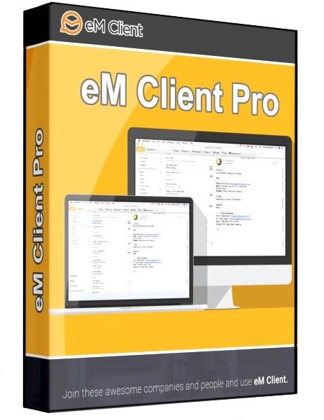 eM Client Pro 7.2.35464.0 RePack + Portable