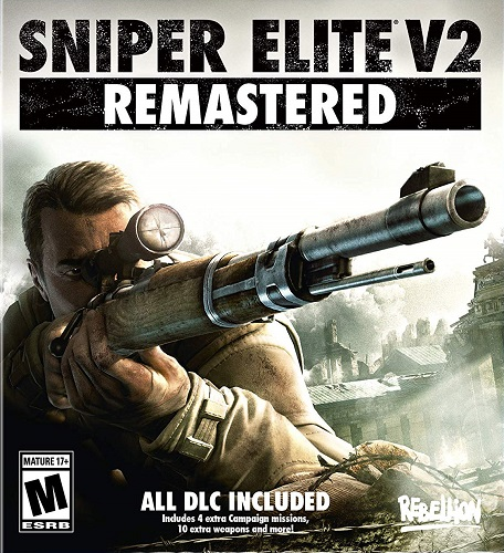 Sniper Elite V2 Remastered-CODEX