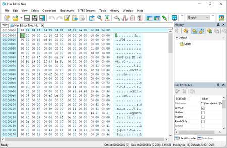 Hex Editor Neo 6.44.00.6232 Standard - Ultimate