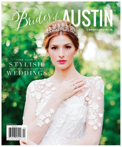 Brides of Austin Fall Winter 2018