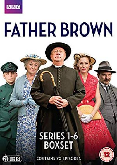 Father Brown 2013 S07E03 The Whistle In The Dark 720p HDTV x264-KETTLE