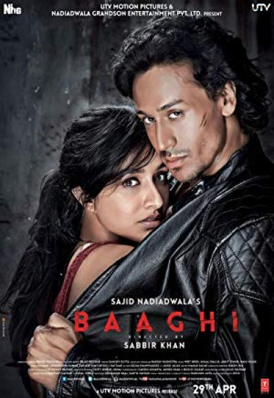 Baaghi (2016) [BluRay] [1080p] -YIFY