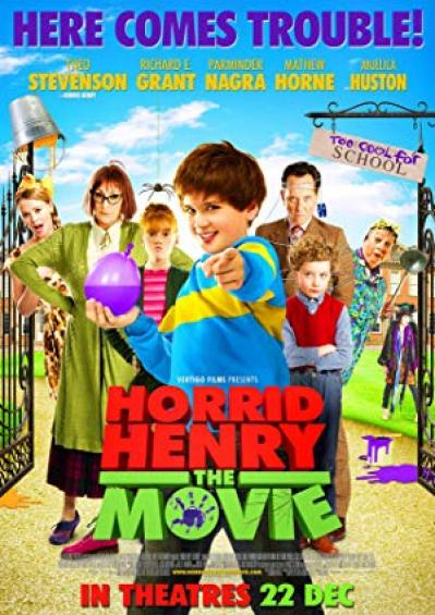 Horrid Henry The Movie (2011) [BluRay] [1080p] -YIFY