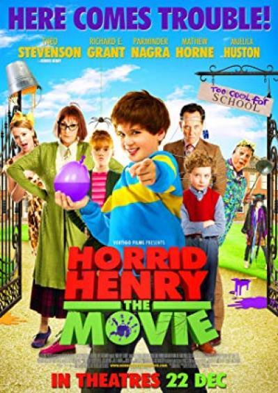 Horrid Henry The Movie (2011) [BluRay] [1080p] -YIFY