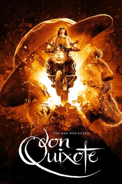 The Man Who Killed Don Quixote 2019 720p Bluray X264-EVO