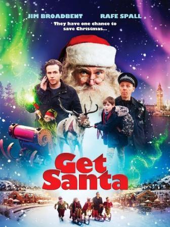 Достать Санту / Get Santa (2014) BDRip