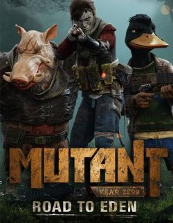 Mutant Year Zero: Road to Eden (2018, PC)