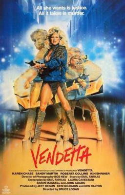 Вендетта / Vendetta (1986) BDRip 720p