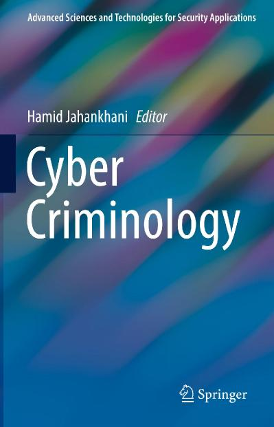 Cyber Criminology