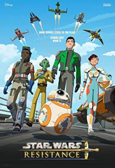 Star Wars Resistance S01E11 Bibo 720p WEB-DL DD5 1 H 264-LAZY