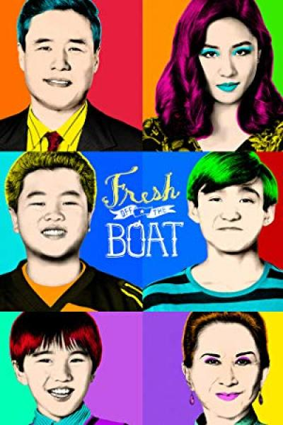 Fresh Off the Boat S05E10 Youve Got a Girlfriend 720p AMZN WEB-DL DDP5 1 H 264-NTb