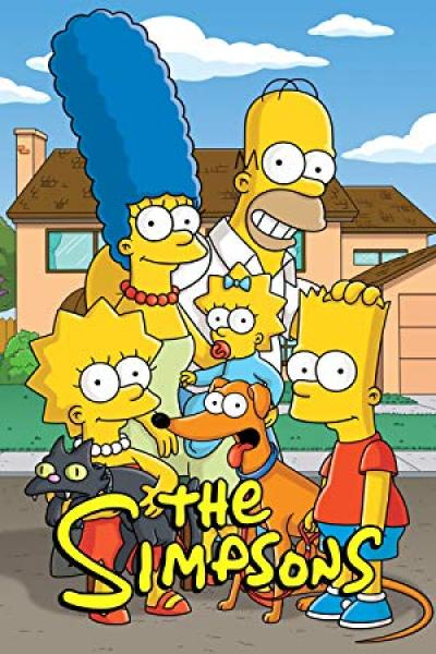 The Simpsons S30E12 The Girl On the Bus 720p AMZN WEB-DL DD+5 1 H 264-CtrlHD