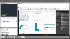 Power BI: анализ и визуализация данных без программирования (2018) Видеокурс