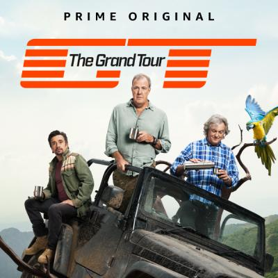 Гранд тур / The Grand Tour [Сезон: 3, Серии: 1-11] (2019) WEB-DL 720p | AlexFilm