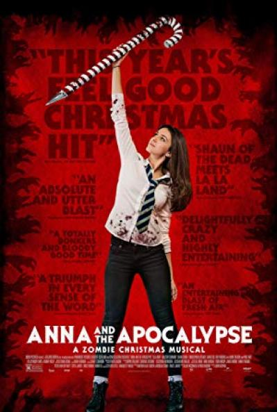 Anna And The Apocalypse (2017) [WEBRip] [1080p]