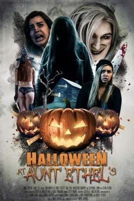 Хэллоуин у тети Этель / Halloween at Aunt Ethel's (2018) WEBRip 720p