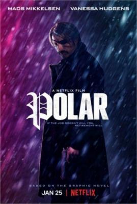 Полярный / Polar (2019) WEBRip 720p