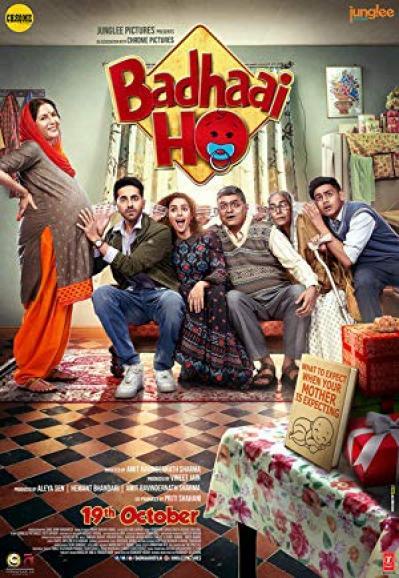 Badhaai Ho (2018) [BluRay] [1080p] [YIFI]