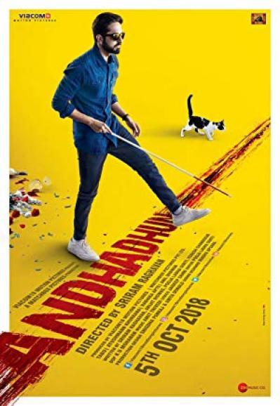 Andhadhun (2018) [BluRay] [1080p] [YIFI]