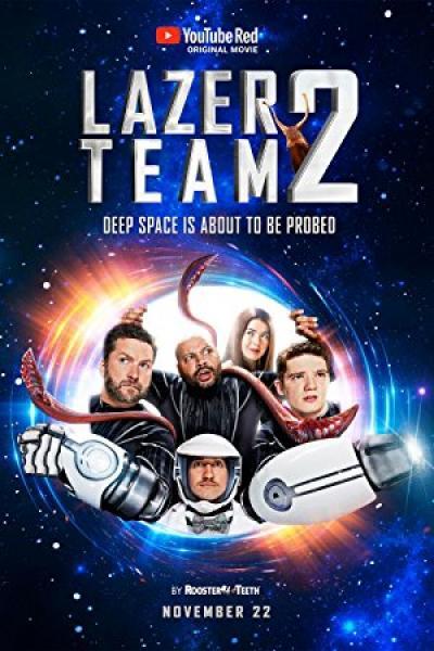 Lazer Team 2 (2018) [BluRay] [1080p] [YIFI]