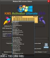 Windows KMS Activator Ultimate 2019 4.5