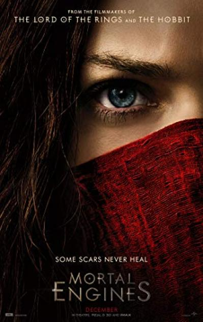 Mortal Engines 2018 SweSub 1080p x264 Justiso