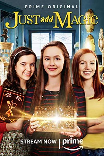 Just Add Magic S03E01 480p x264 mSD
