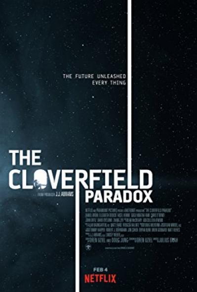 The Cloverfield Paradox 2018 1080p Bluray X264 EVO