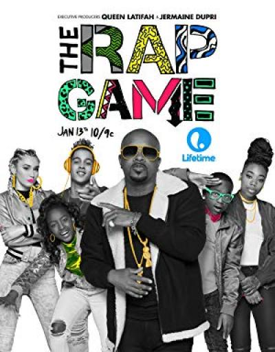 The Rap Game S05E05 Style Wars HDTV x264 CRiMSON