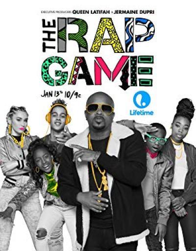 The Rap Game S05E05 Style Wars HDTV x264 CRiMSON