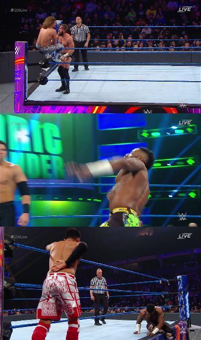 WWE 205 Live 2019 02 05 720p WEB h264 WD