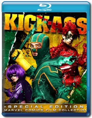 Пипец / Kick-Ass (2010) BDRip 720p | Лицензия