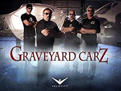 Graveyard Carz S10E08 The A100 Team WEBRip x264 CAFFEiNE