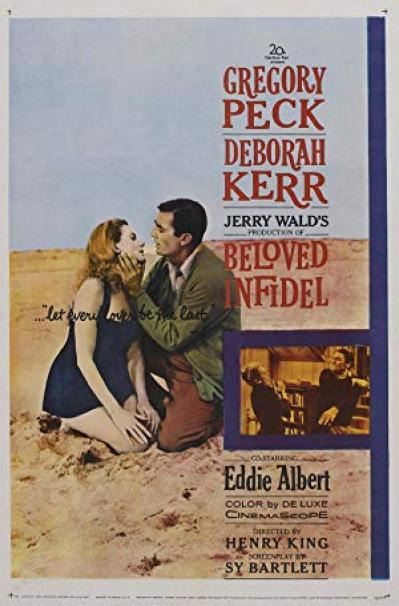 Beloved Infidel 1959 1080p BluRay H264 AAC RARBG
