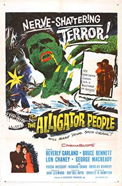 The Alligator People 1959 720p BluRay H264 AAC RARBG
