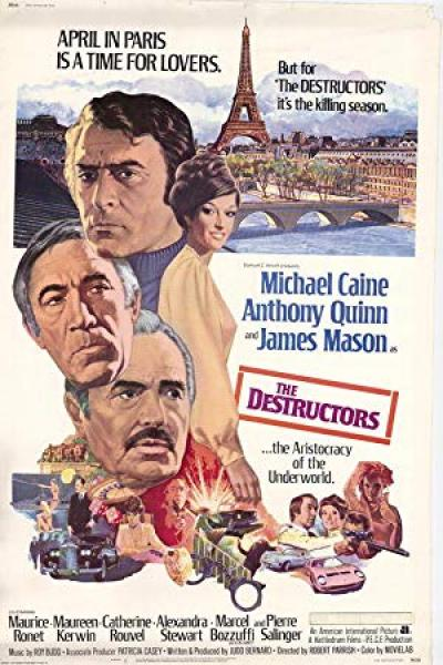 The Destructors 1974 720p BluRay H264 AAC RARBG