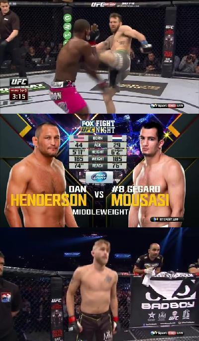 UFC Fight Night Sweden Jan 24th 2015 HDTV x264 Sir P-heavendl