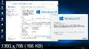 Windows 10 Enterprise LTSB x64 v.Custom 09.02.19 by WinRoNe (RUS/2019)