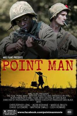 Взвод / Point Man (2018) WEBRip 720p