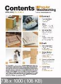 Popular Woodworking №245 (April 2019)