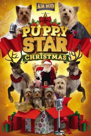 Рождество Звездного Щенка / Puppy Star Christmas (2018) WEB-DLRip