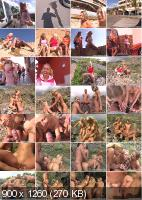 Hightide-Video - Britney, Samira, Ramona - Spanish Piss Vacation 2... (SD/576p/514 MB)